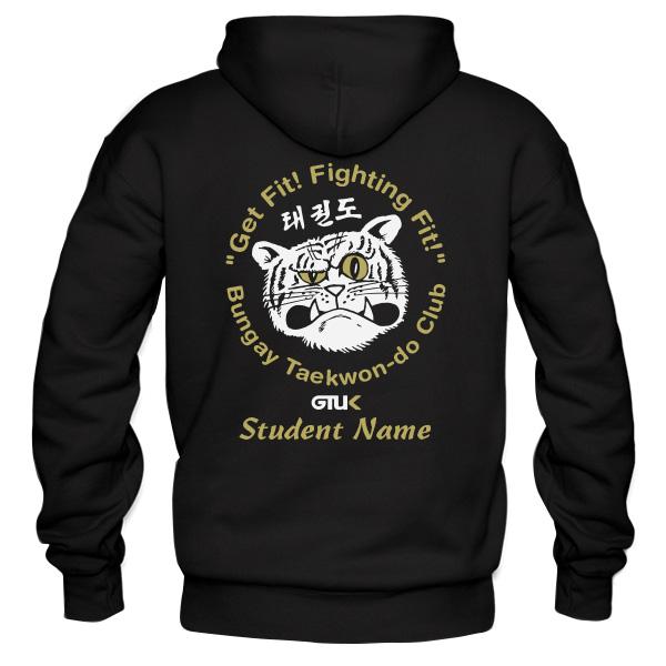 Bungay Taekwondo Hoodies