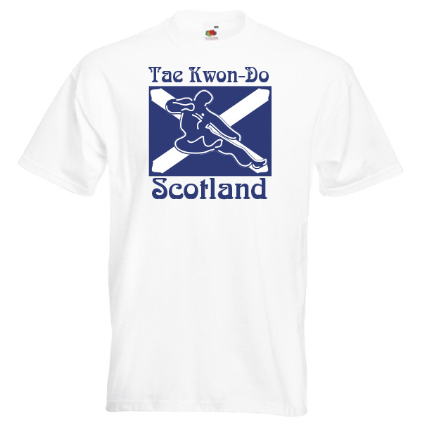 Scottish Taekwondo T-Shirts
