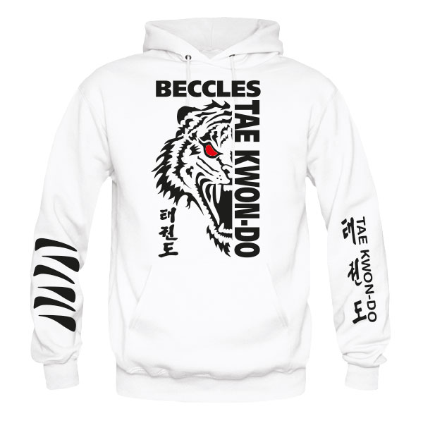 Beccles Taekwondo Hoodies