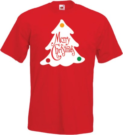 christmas-tree-on-RED-t-shirt