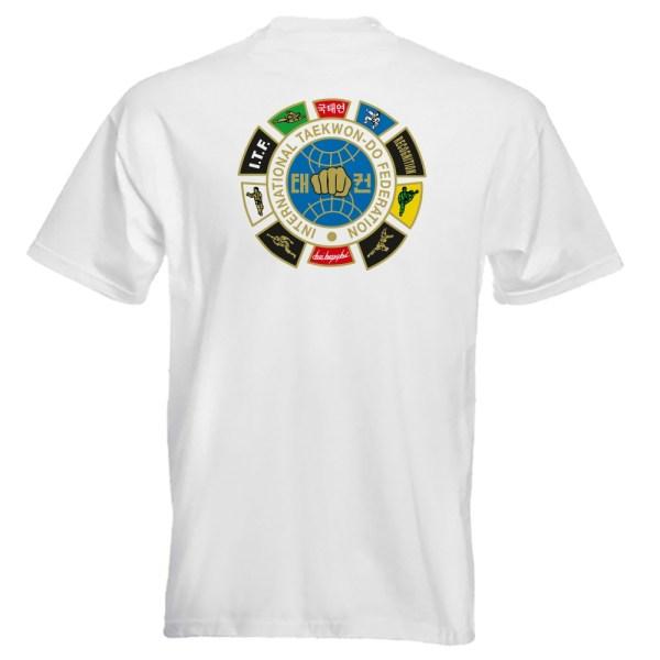 itf logo t-shirt