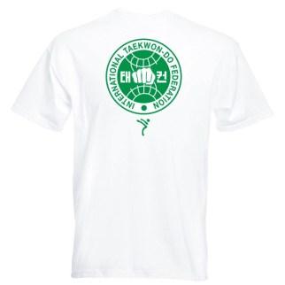 green itf logo T-Shirt