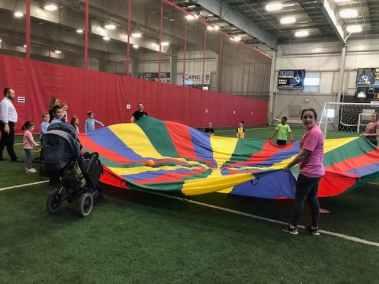 IKZ parachute