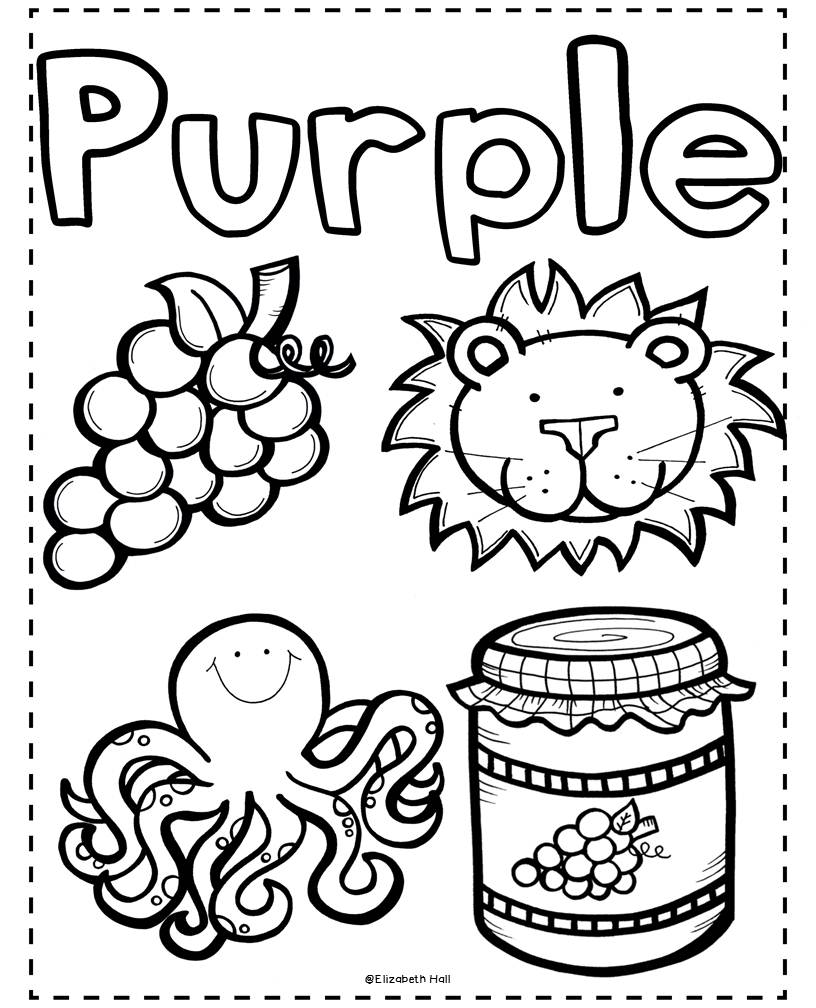 cutting practice coloring pages