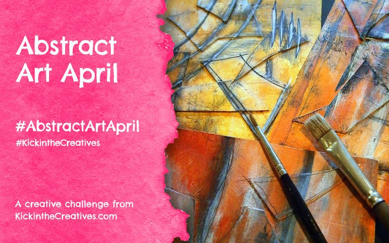Abstract Art April