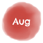 August Creative Challenges
