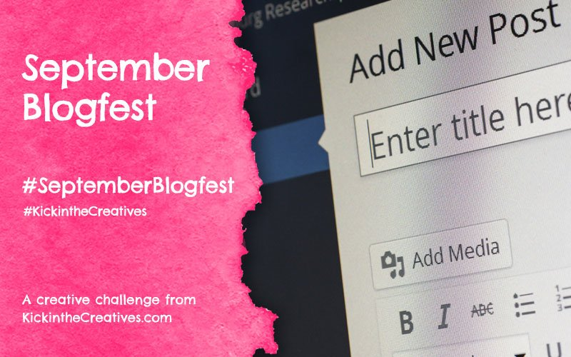 September Blogfest