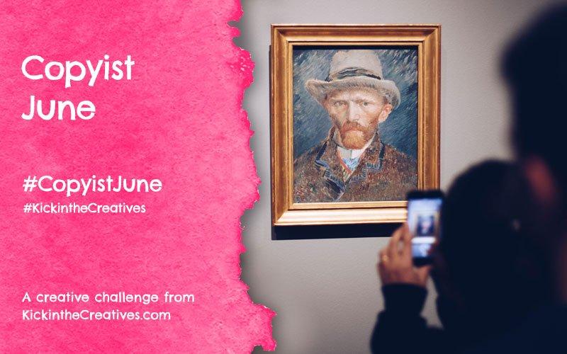 Copyist June