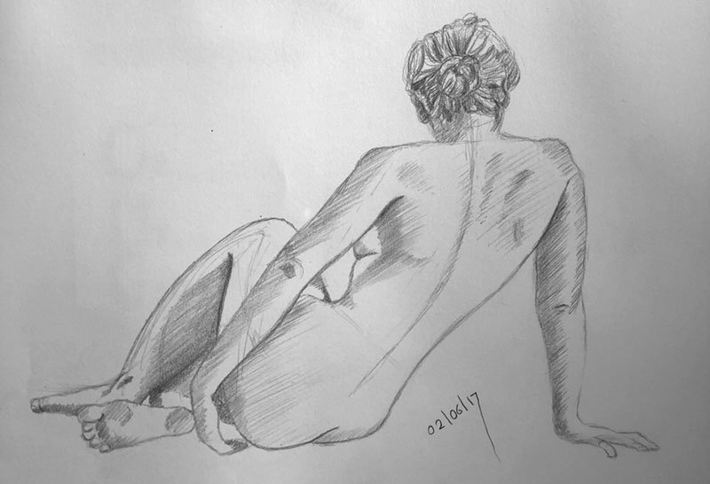 Fantastic Resources to Improve Your Life Drawing if You Can't Get to a Class