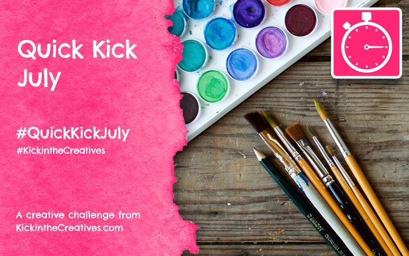 Quick Kick July