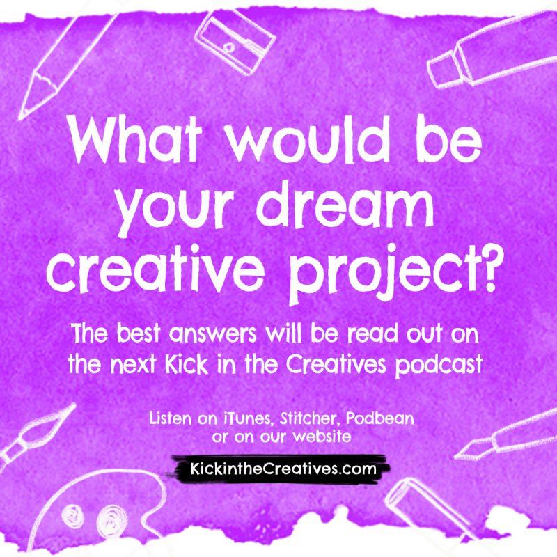 dream creative project