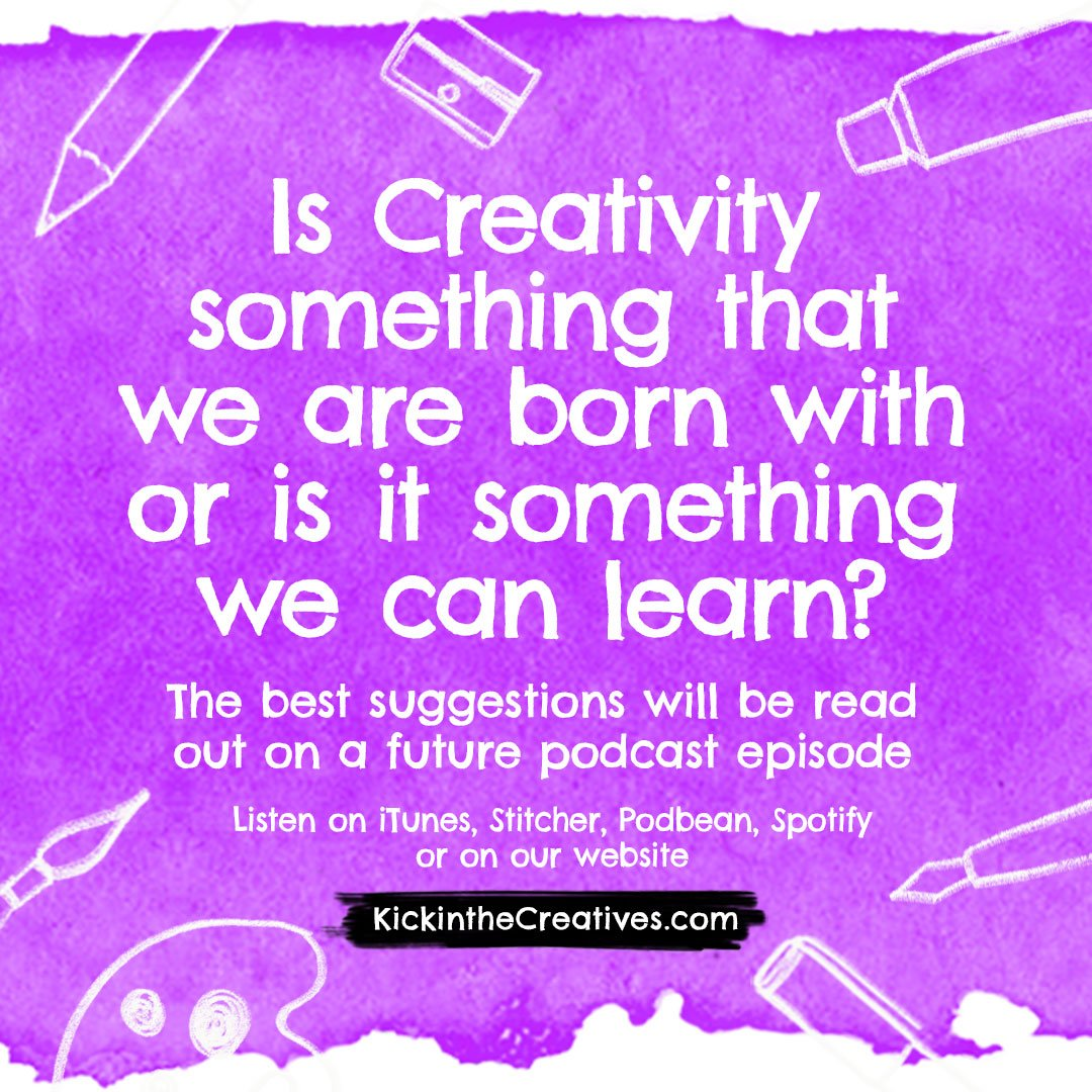 Creativity Question