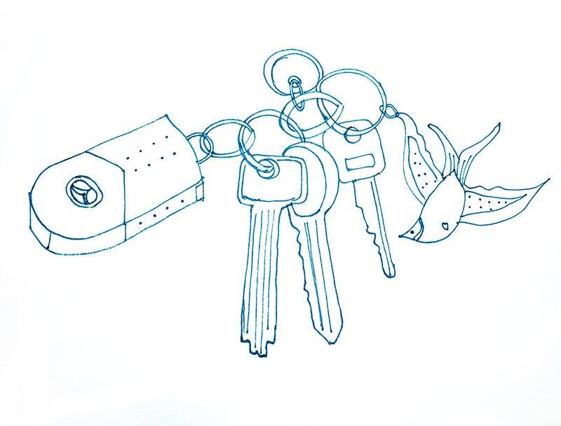 Karolynne Hart 5 minute sketch