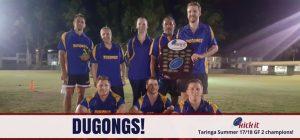 Dugongs
