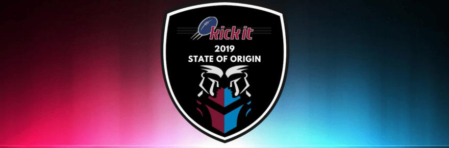State of Origin 2018.