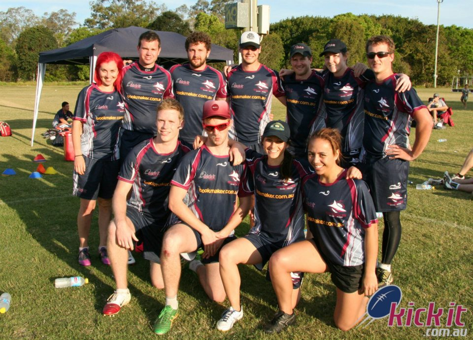 2012 North Brisbane Sharks