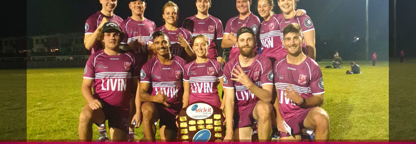 2019 Kick It Origin Queensland Maroons.