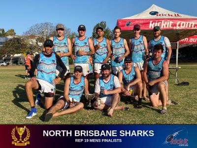North Brisbane Sharks. Toowoomba Titans.
