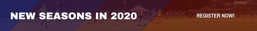 New Seasons in 2020. Kickit Kick It Team Register.