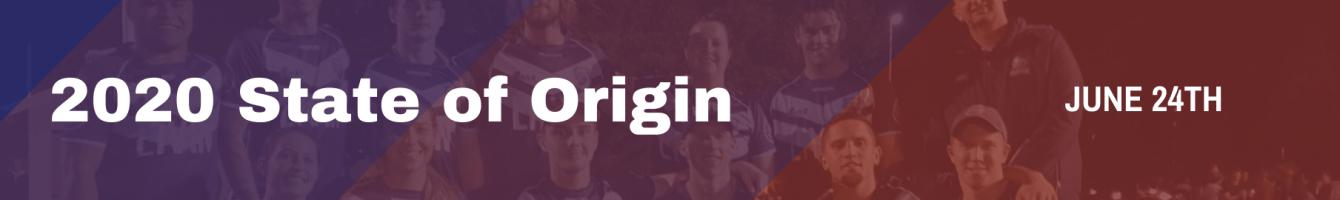 2020 State of Origin