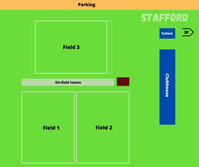Stafford Field Map Oct 2020