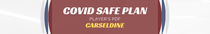 COVID Safe Plan Carseldine