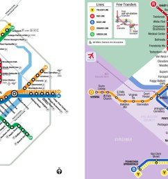 kickmap dc metro zoomed out more accurate simple and easy to read [ 2048 x 835 Pixel ]