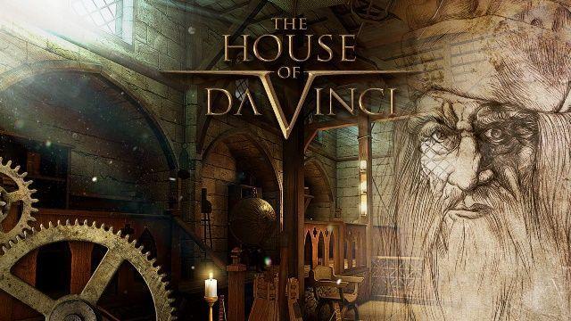 House Quotes Iphone Wallpaper The House Of Da Vinci Test Jeu Android Sur Kickmygeek Com