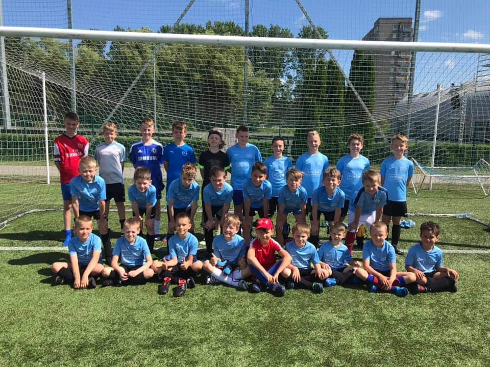 Obóz piłkarski Szczecin Kołobrzeg
