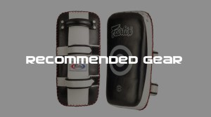 recommended kickboxing gear