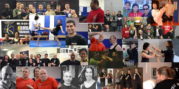 social martial artist