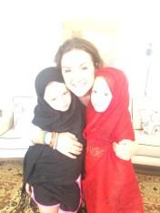 Little Tegan and Taryn!