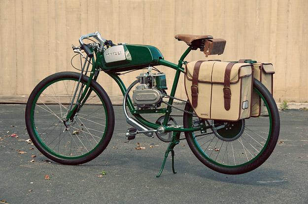 Derringer Cycles  Bike EXIF