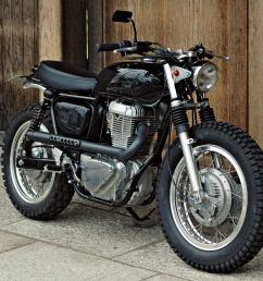 scrambler motorcycle by speedtractor full size [ 1200 x 800 Pixel ]