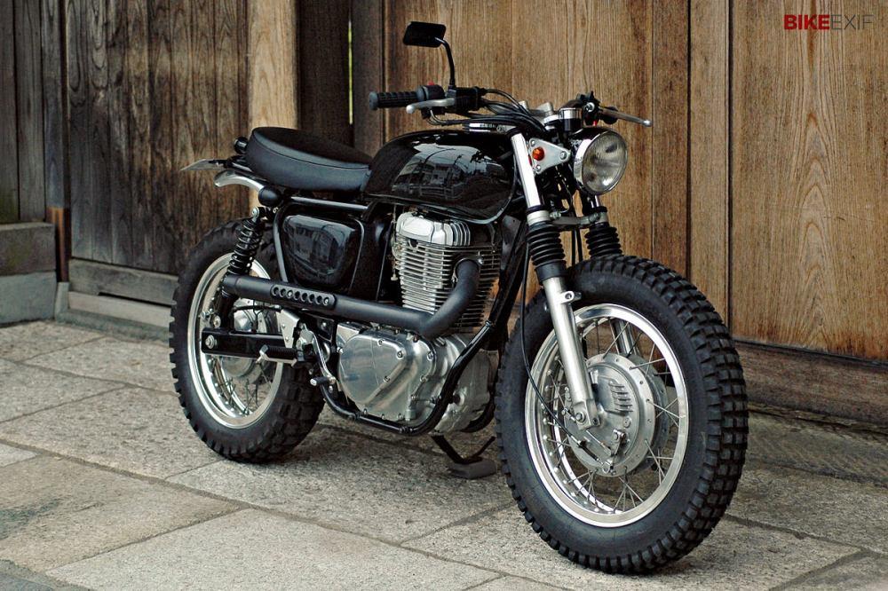 medium resolution of scrambler motorcycle by speedtractor full size