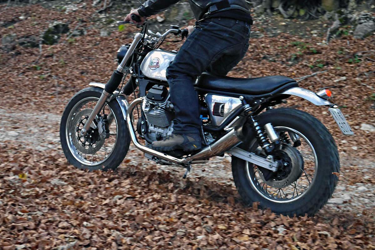Royal Enfield Cafe Racer Hd Wallpaper Guzzi Nevada Custom Scrambler Bike Exif