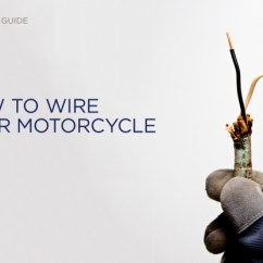 Motorcycle Wiring Diagram Explained 1949 Ford 8n Tractor Tutorial 101 Bike Exif A Quick Guide To Your