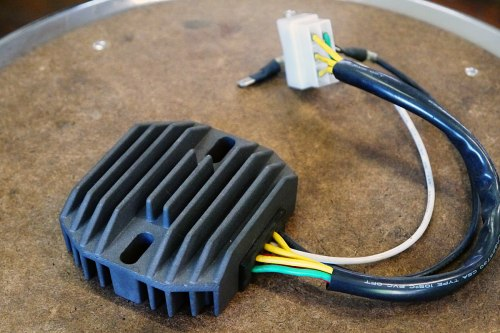small resolution of motorcycle wiring the regulator rectifier full size