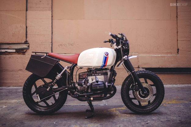 The BMW Scrambler a missed opportunity  Bike EXIF