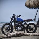 Beach Body The Honda Dominator Nx650 Italian Style Bike Exif