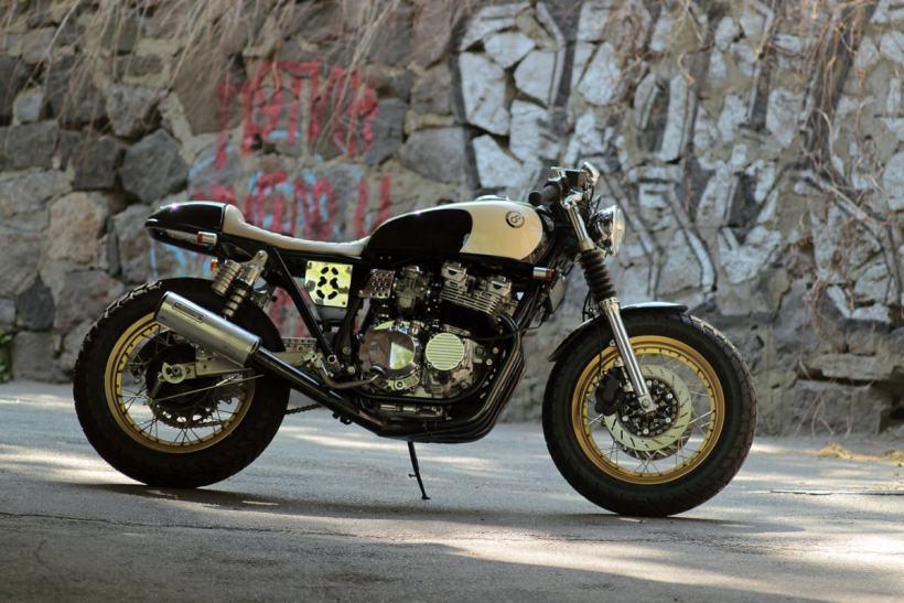 Yamaha Xj 750 Cafe Racer Parts   Kayamotor co