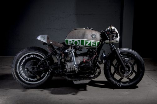 small resolution of not your usual bmw police motorcycle this supercharged r80 is packing a nos bottle and full size police forces around the world love bmw motorcycles
