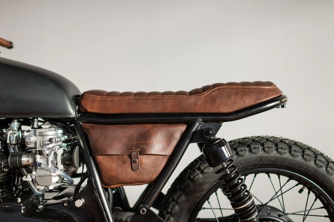 cafe racer seat cb125 | caferacer.1firts