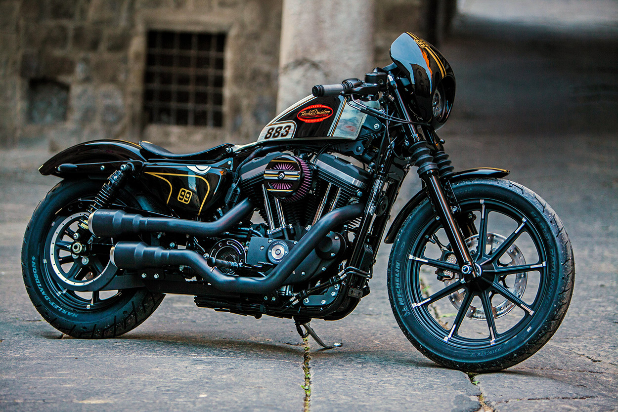 battle of the kings the iron 883