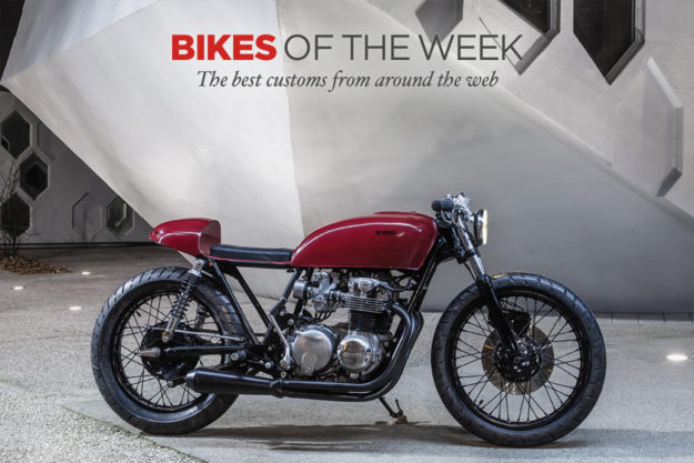 Custom Bikes Of The Week: 25 September, 2016 | The Musings ...