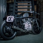 How To Rework The Cx500 Without An Angle Grinder Bike Exif