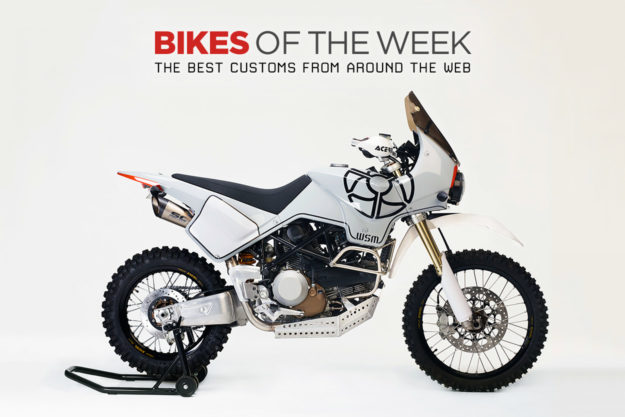 Custom Bikes Of The Week: 15 October, 2017 | The Musings ...