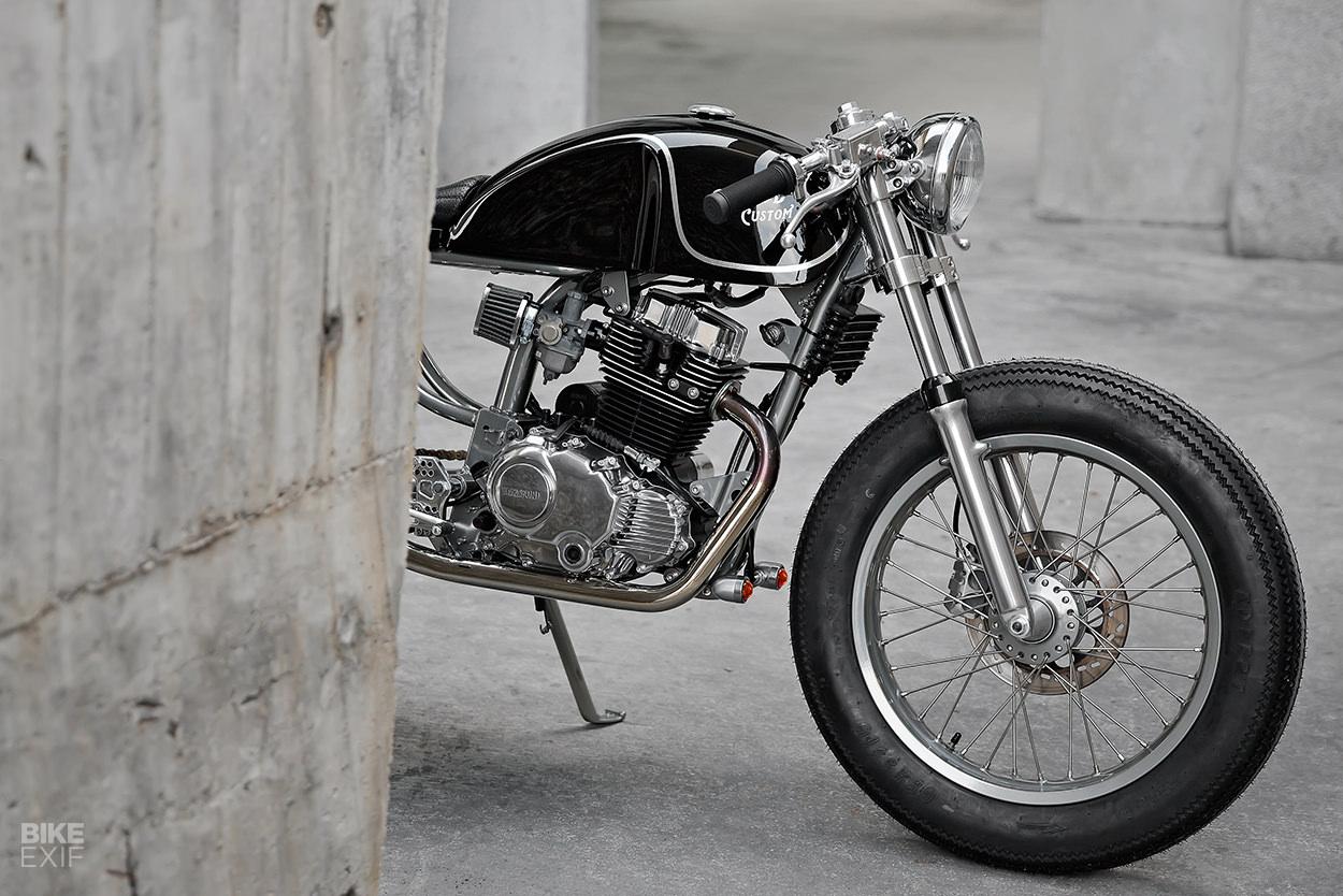 2loud custom on bike