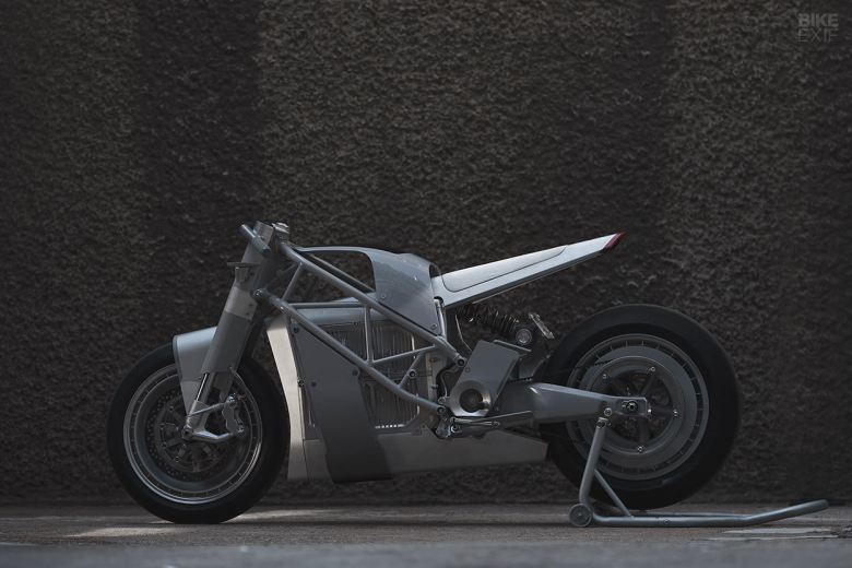 Custom Zero SR/F by Untitled Motorcycles