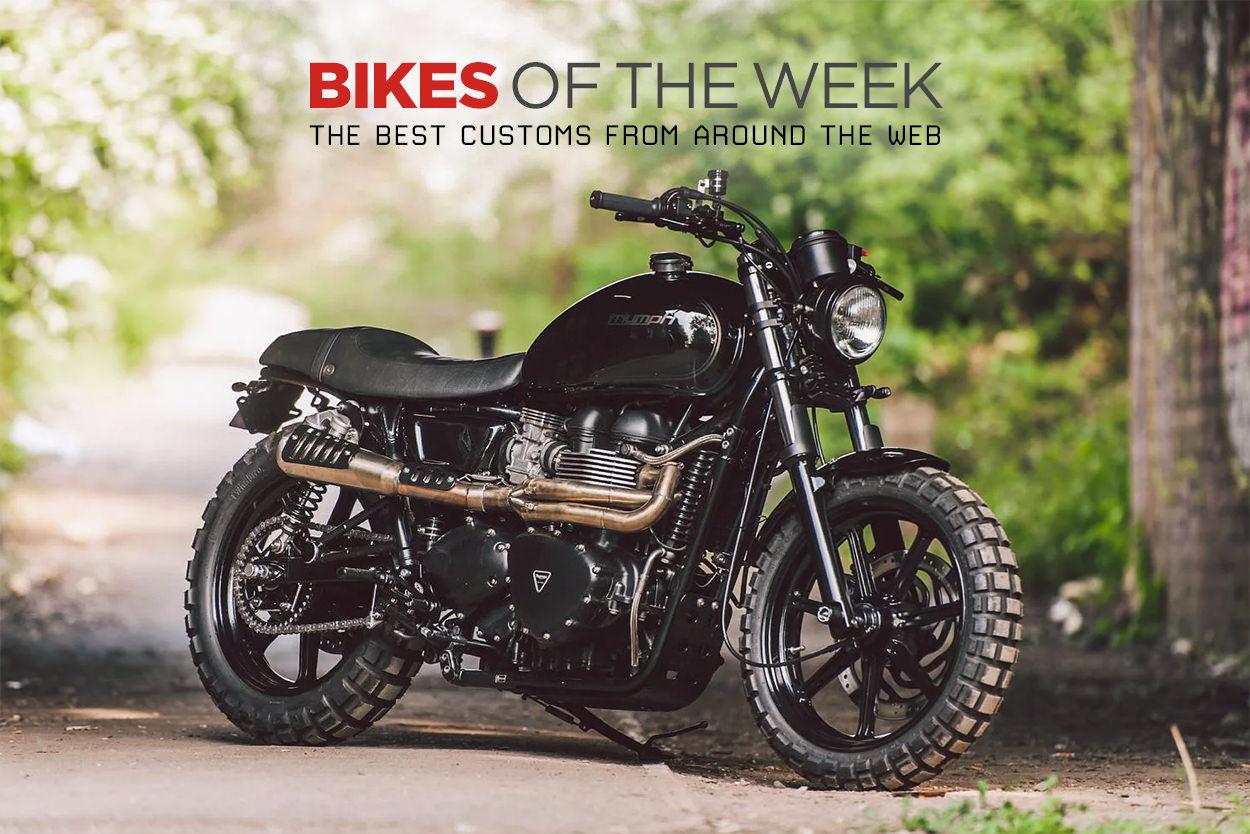 custom bikes of the